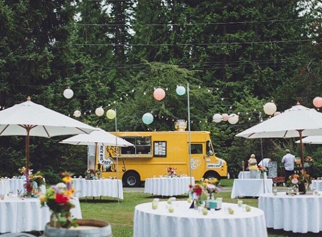 Food- Truck-wedding