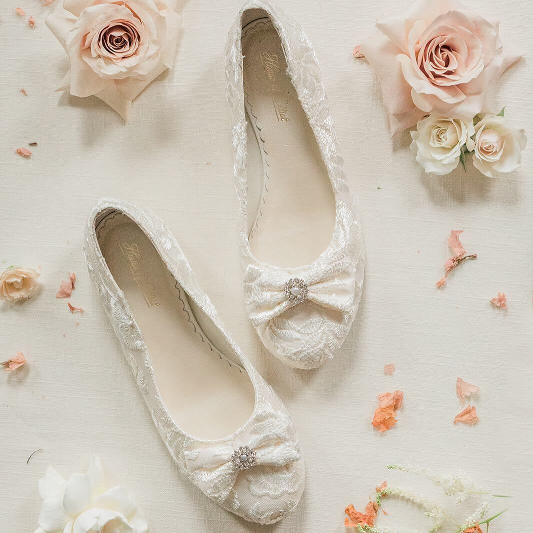 Wedding Shoes You Can Dance In