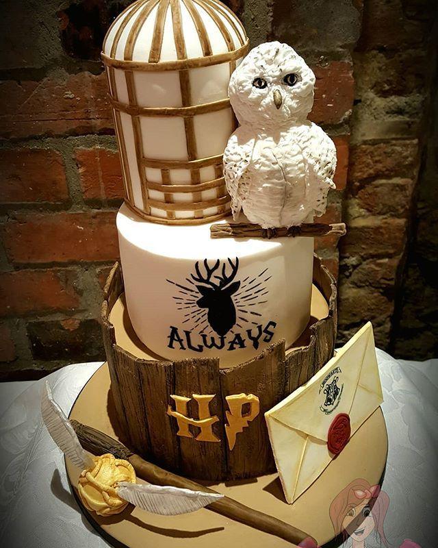 Harry-Potter-Wedding-Cakes