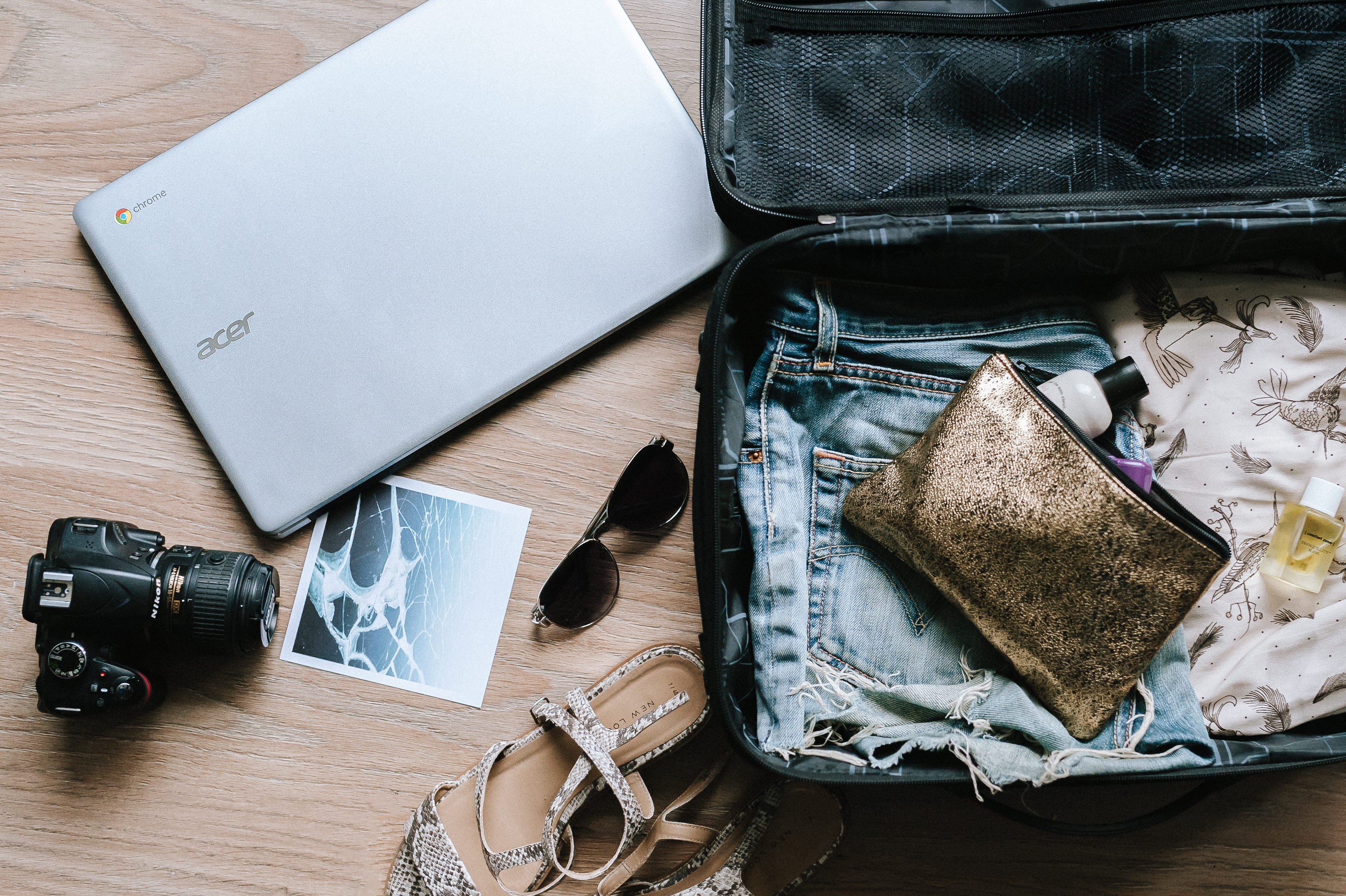 Pack-your-bag-with-essentials-for-your-honeymoon