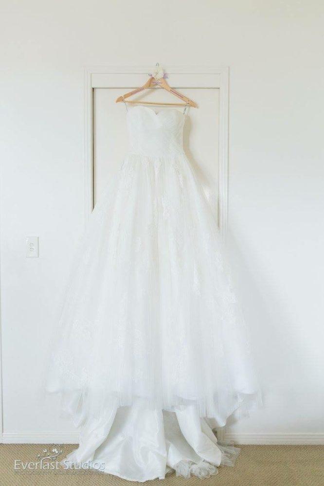 enzoani grace wedding dress | only dream dresses