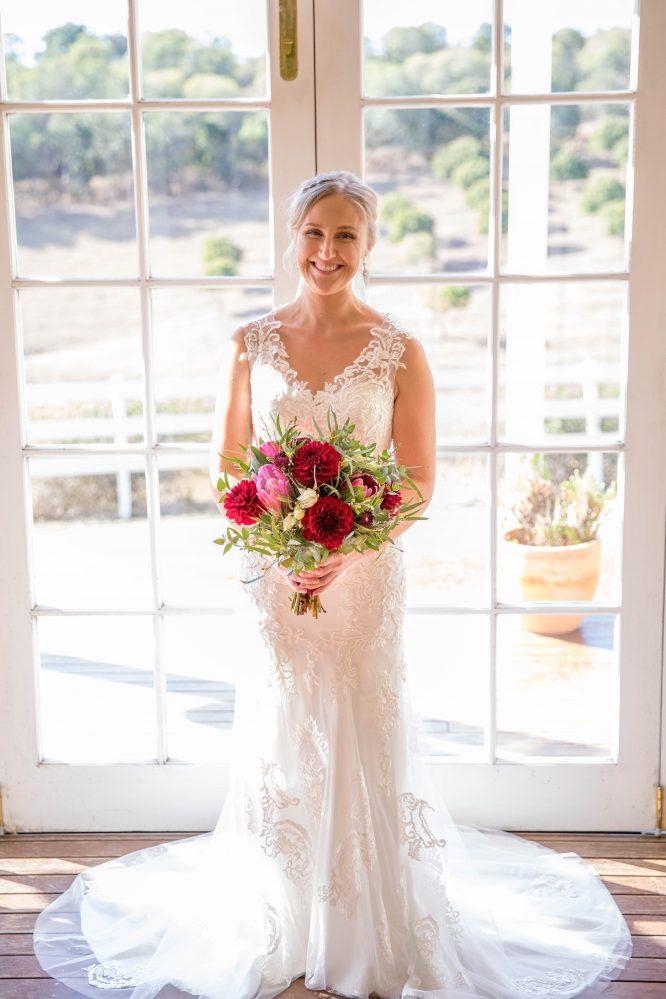 ivory luv bridal wedding dress | secondhand wedding dress