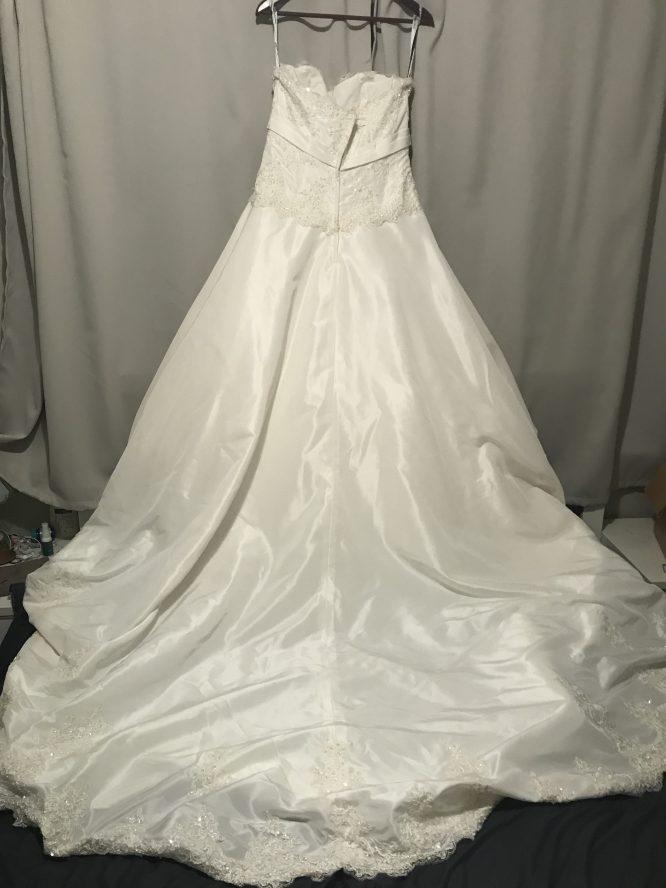 New henry roth strapless wedding dress | Wedding dresses for sale Australia