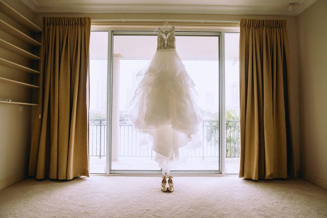 ivory allure bridals wedding dress | secondhand wedding dress