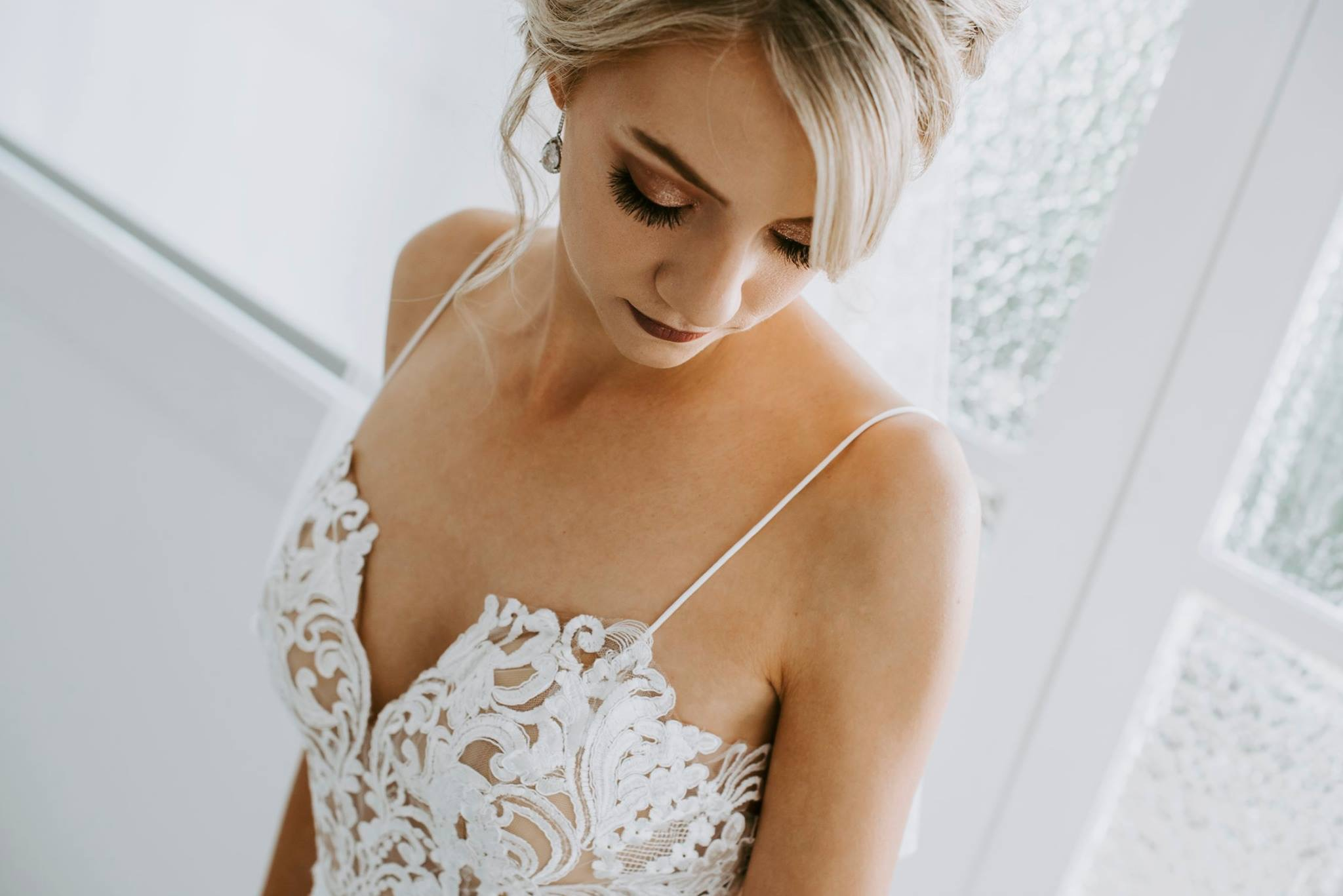 lace goddess by nature wedding dress | buy pre-loved wedding dress