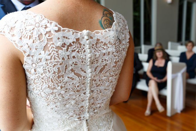townsville tea-length wedding dress | sell my wedding dress australia