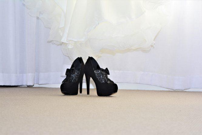 organza allure bridal wedding dress | secondhand wedding dress