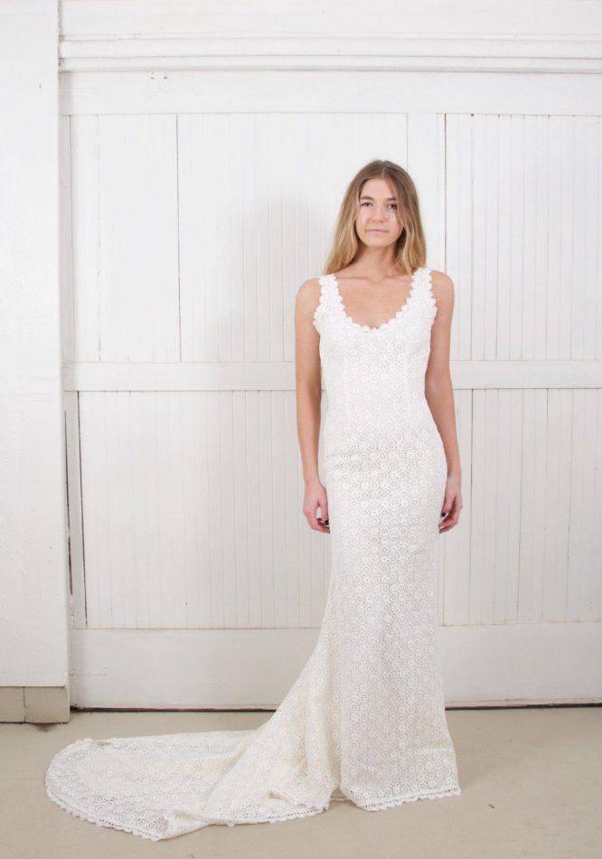 daughters of simone boho wedding dress | sell your wedding dress