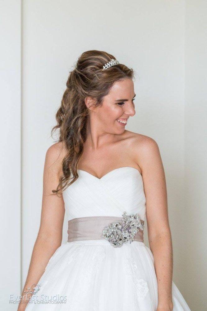 ivory enzoani grace wedding dress   pre-loved wedding dresses australia