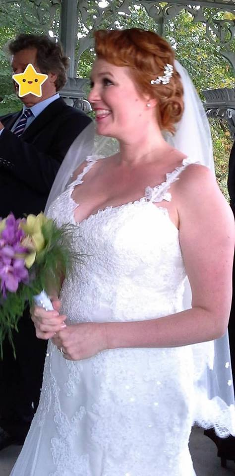 lace rayner lee wedding dress   custom wedding dress australia