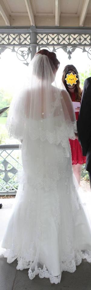 spring rayner lee wedding dress   secondhand wedding dress