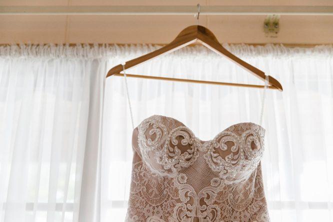 ivory zhanel bridal wedding dress | Pre-loved wedding dress australia