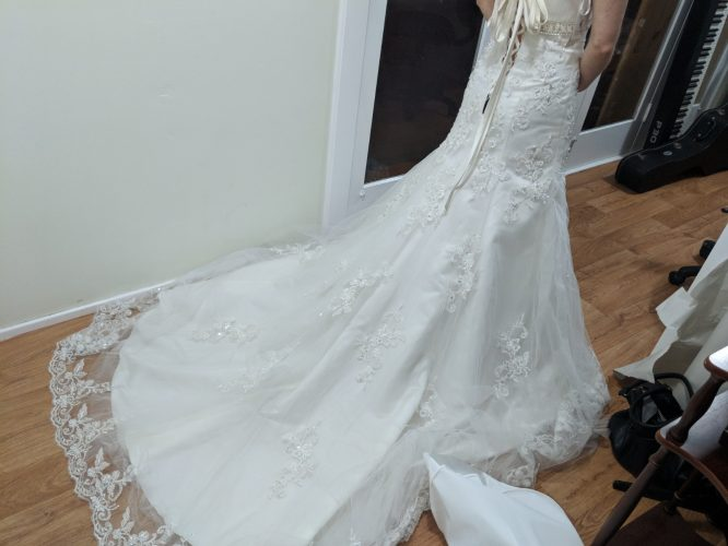 ivory cizzy bridal wedding dress | sell my wedding dress