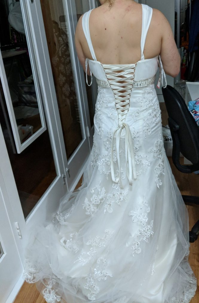 cizzy bridal wedding dress | only dream dresses