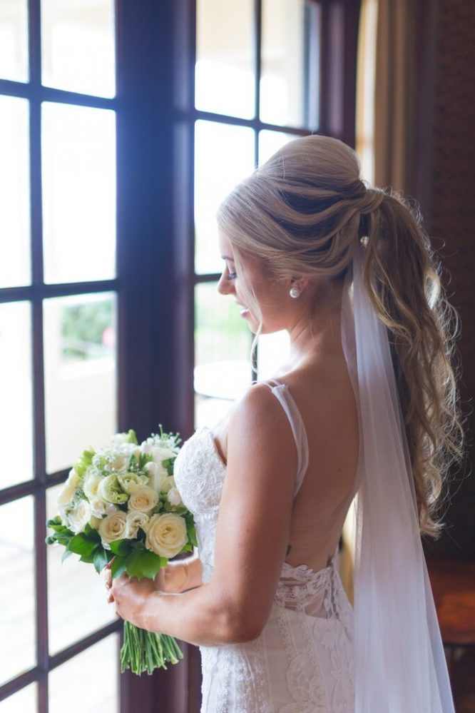 ivory made with love wedding dress | secondhand wedding dress
