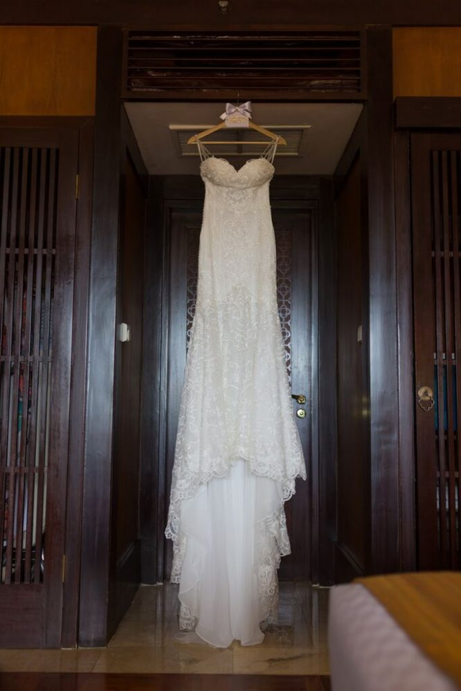 lace made with love wedding dress | sell your wedding dress