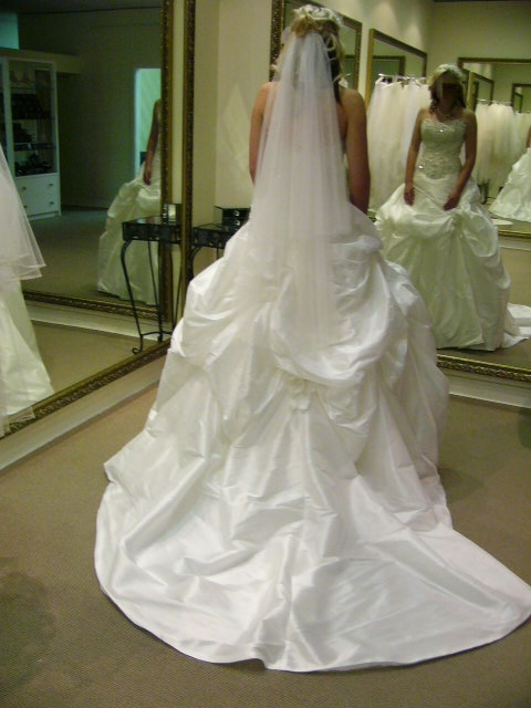 demetrios wedding dress | Only dream dresses