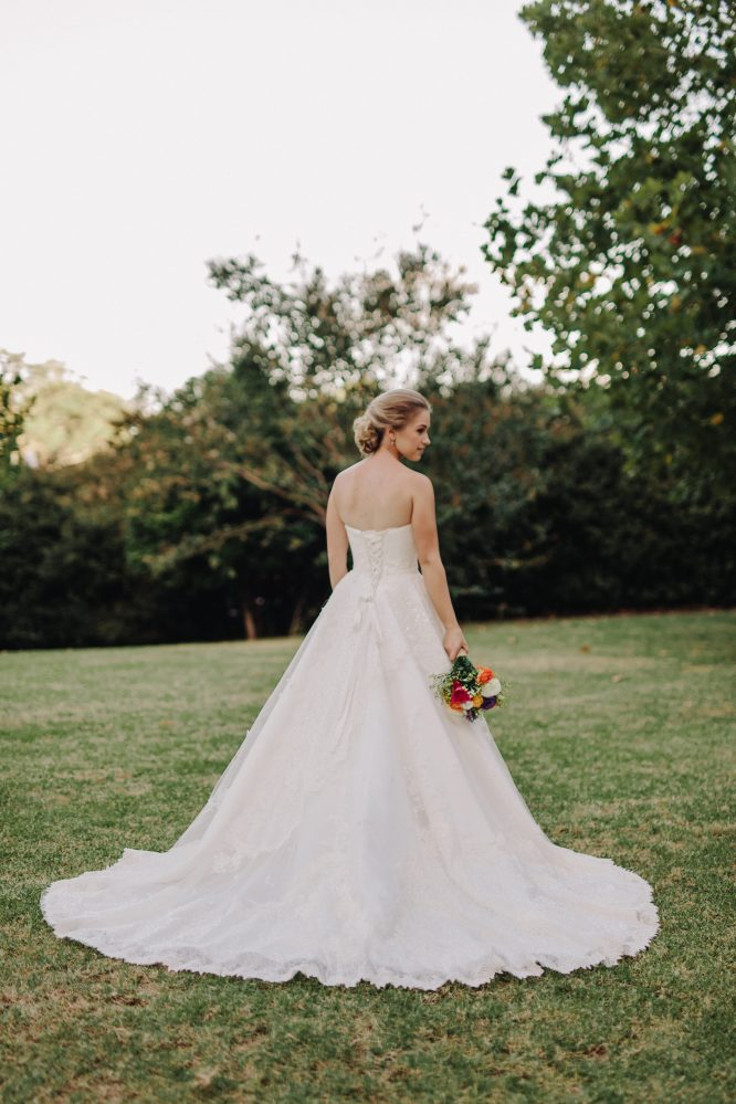 brisbane pre-loved jack sullivan wedding dress