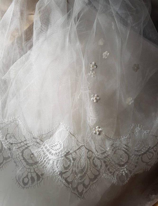 white rayner lee wedding dress   buy pre-loved wedding dress