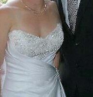maggie sottero wedding dress | secondhand wedding dress