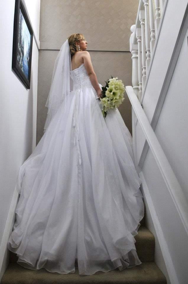 strapless essence of australia wedding dress | sell my wedding dress