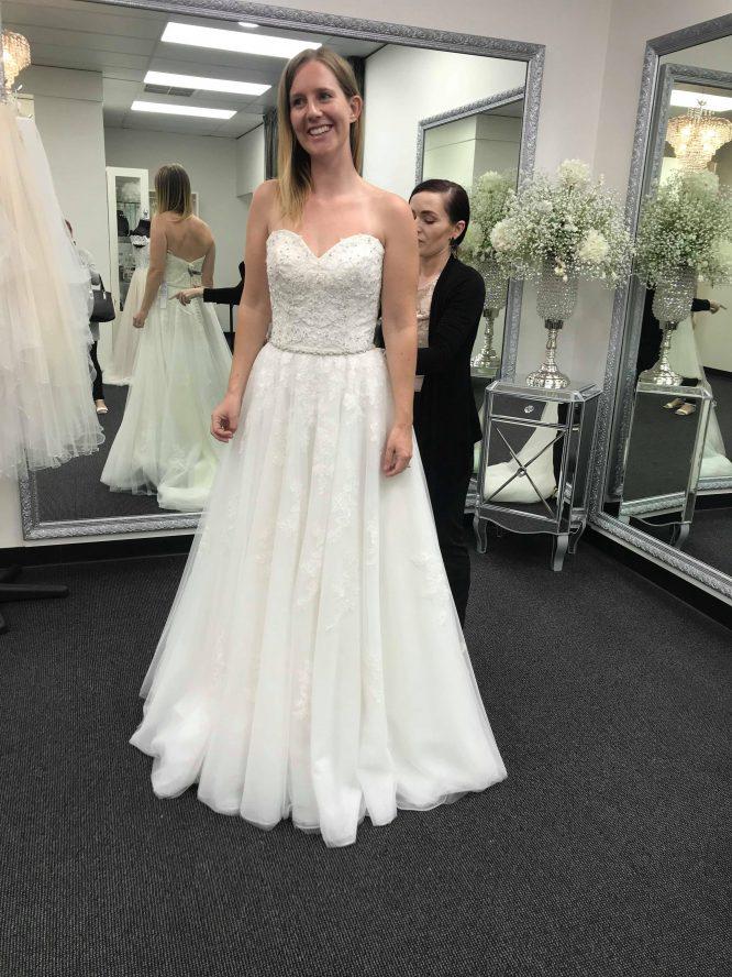ivory mori lee wedding dress | sell your wedding dress