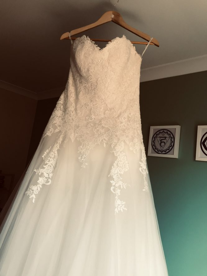 ballgown pronovias wedding dress   sell my wedding dress