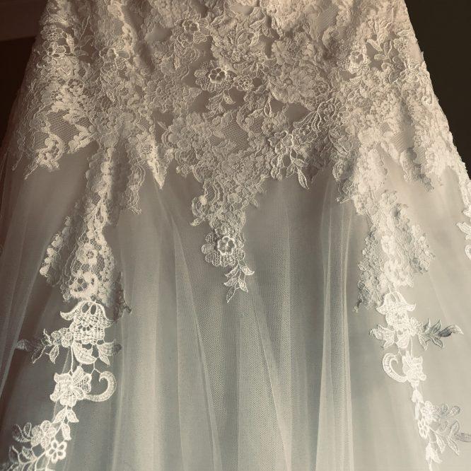 2018 pronovias wedding dress