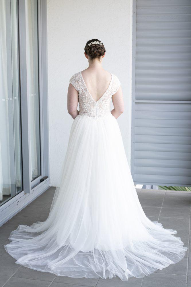 pronovias size 12 wedding dress | secondhand wedding dress