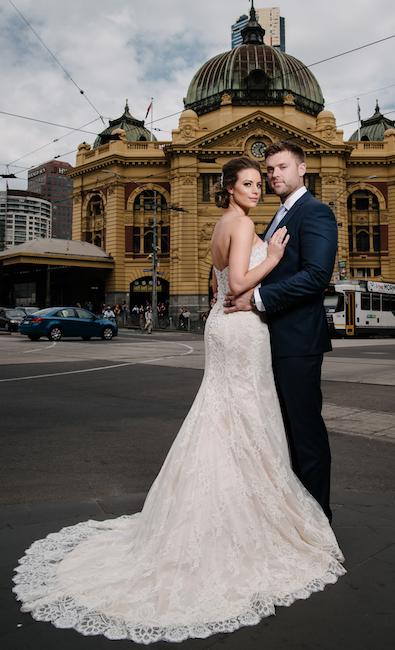 size 8 kenneth winston wedding dress   buy pre-loved wedding dress