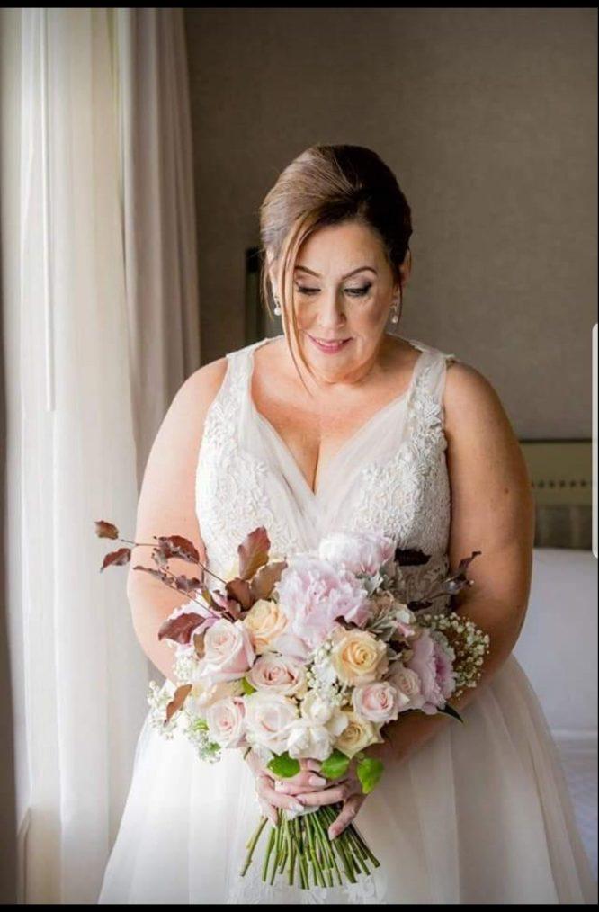 size 18 kenneth winston wedding dress | pre-loved wedding dresses australia