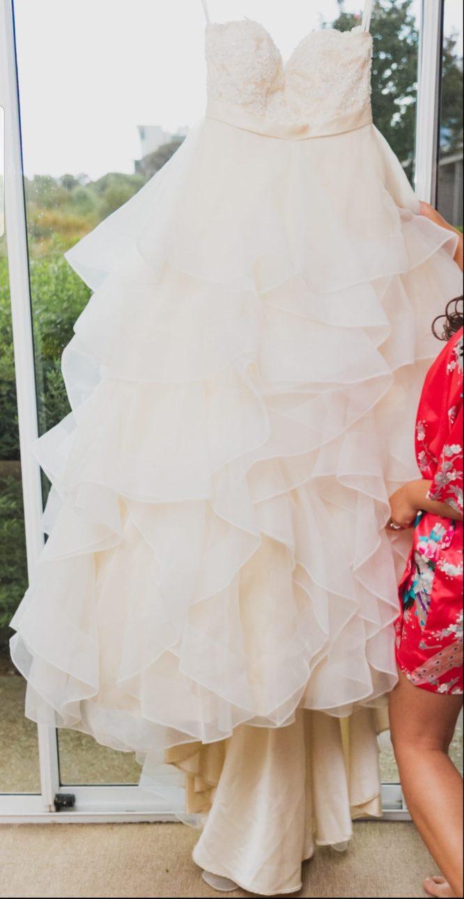 melbourne pre-loved princess wedding dress