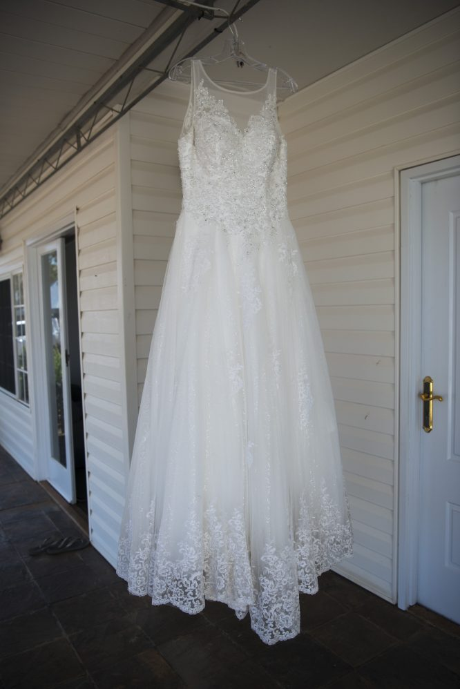size 10 princess style wedding dress | sell my wedding dress