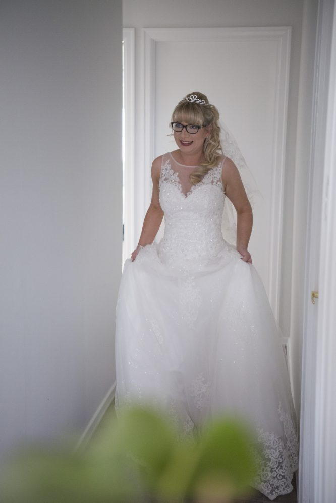 a-line princess style wedding dress | buy pre-loved wedding dress