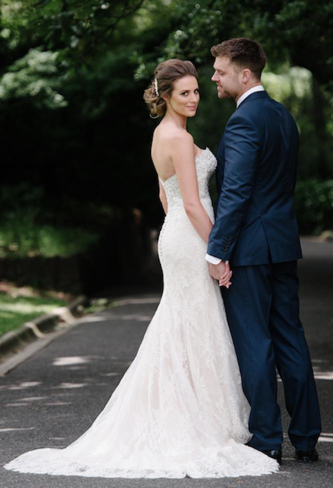 kenneth winston wedding dress   pre-loved wedding dresses australia