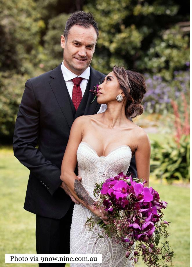 Ning Zavana Bridal wedding dress