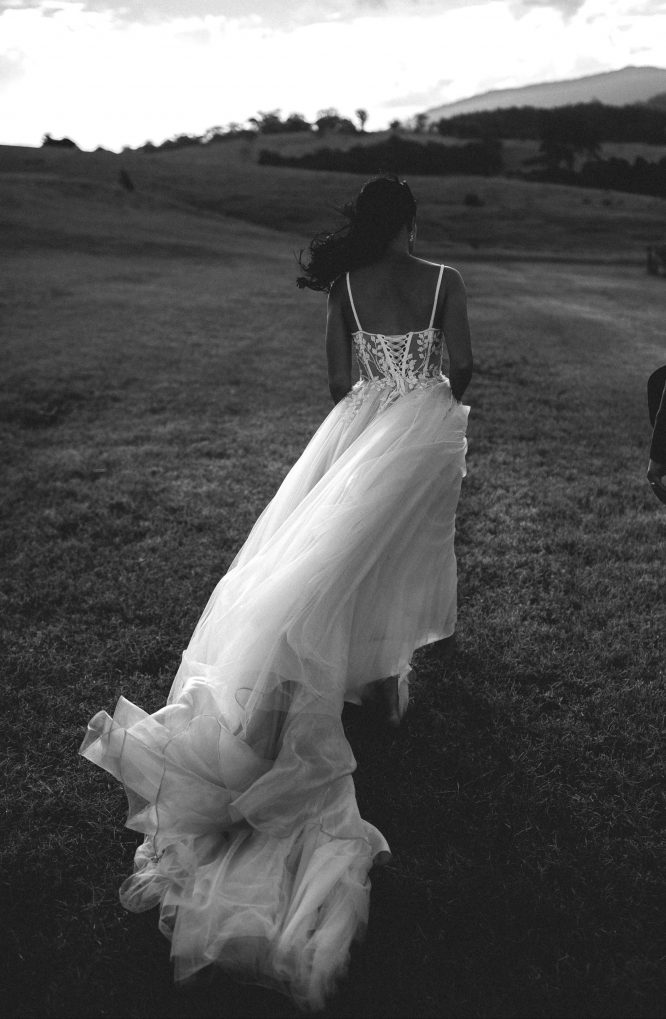 alina lace wedding dress | pre-loved wedding dresses australia