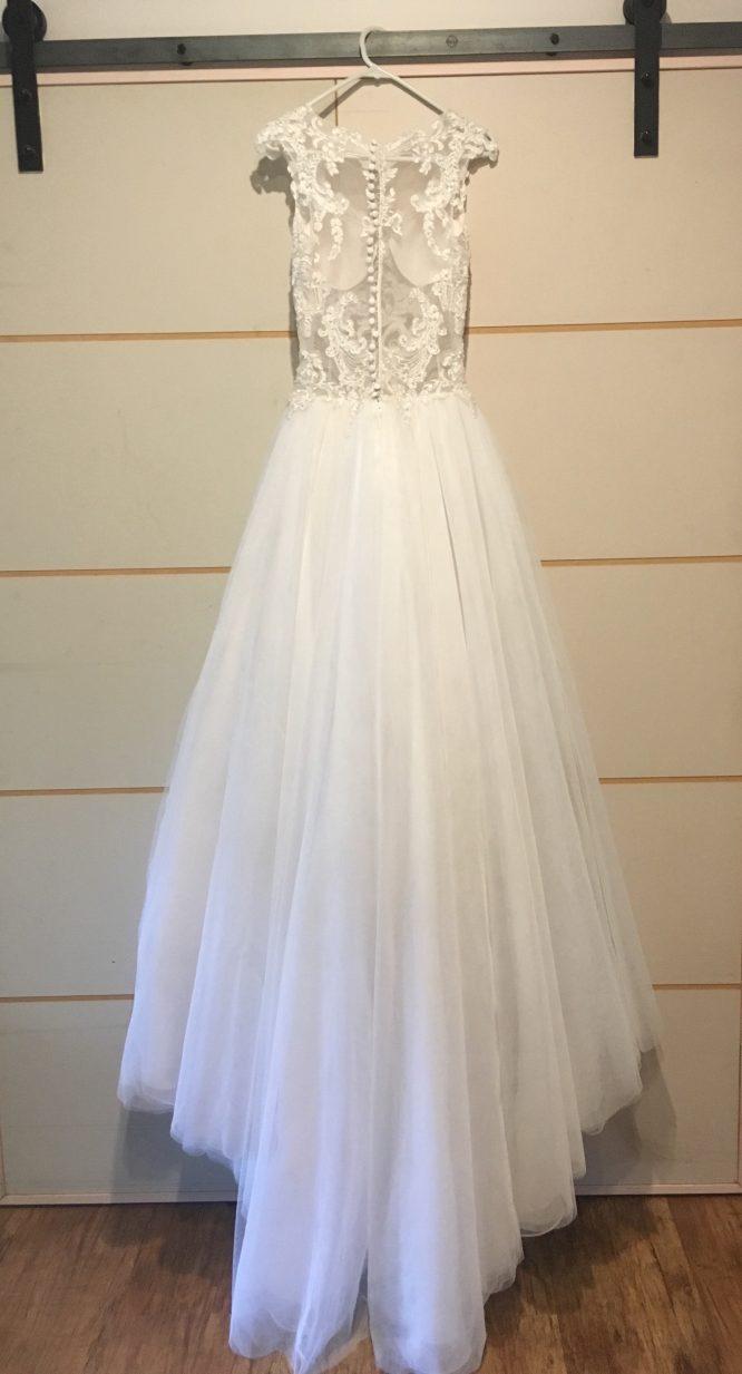 Byron bay pre-loved wedding dress