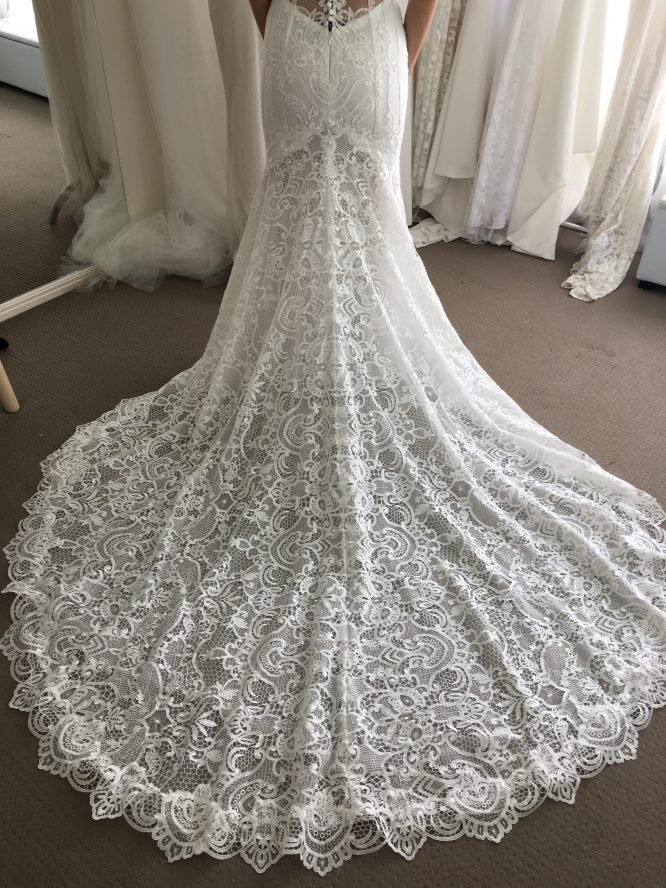 made with love wedding dress | wedding dresses to hire