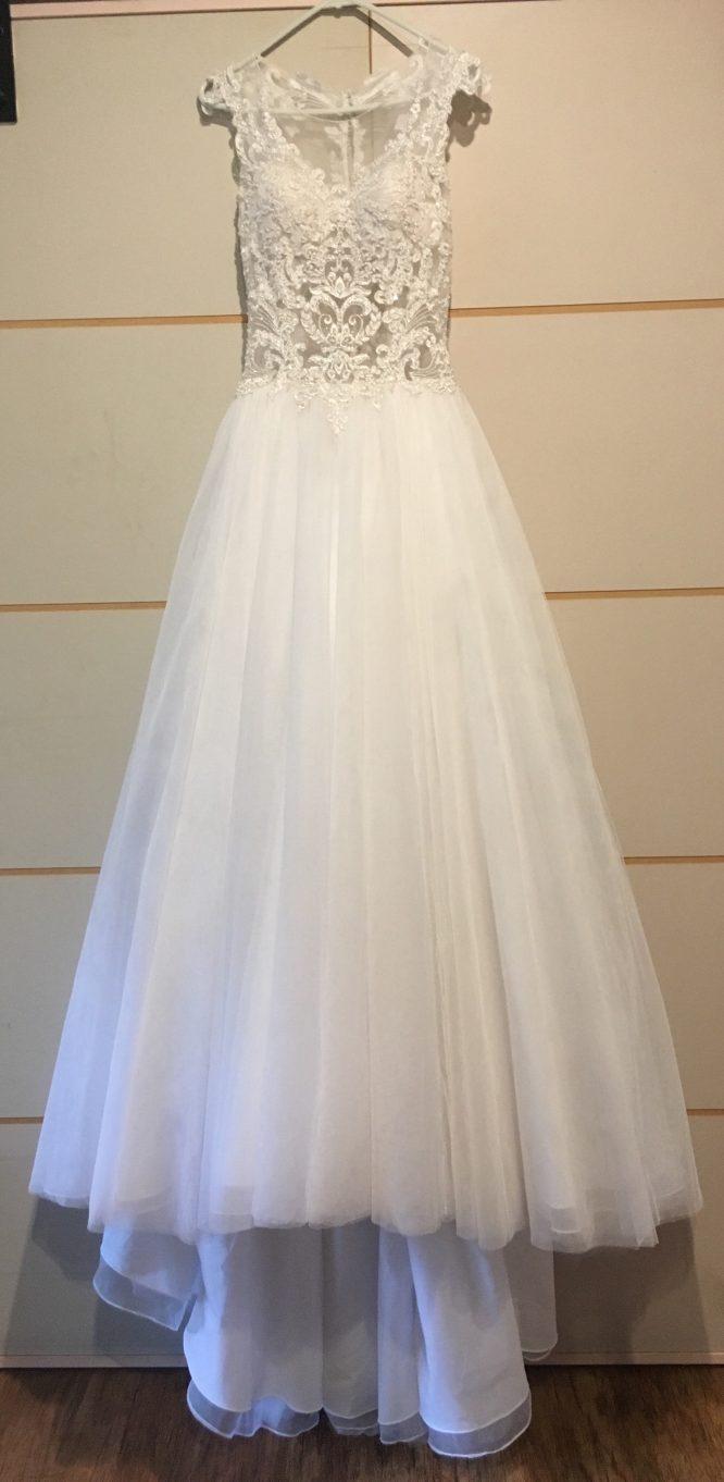 mia solano ballgown wedding dress | wedding dress hire