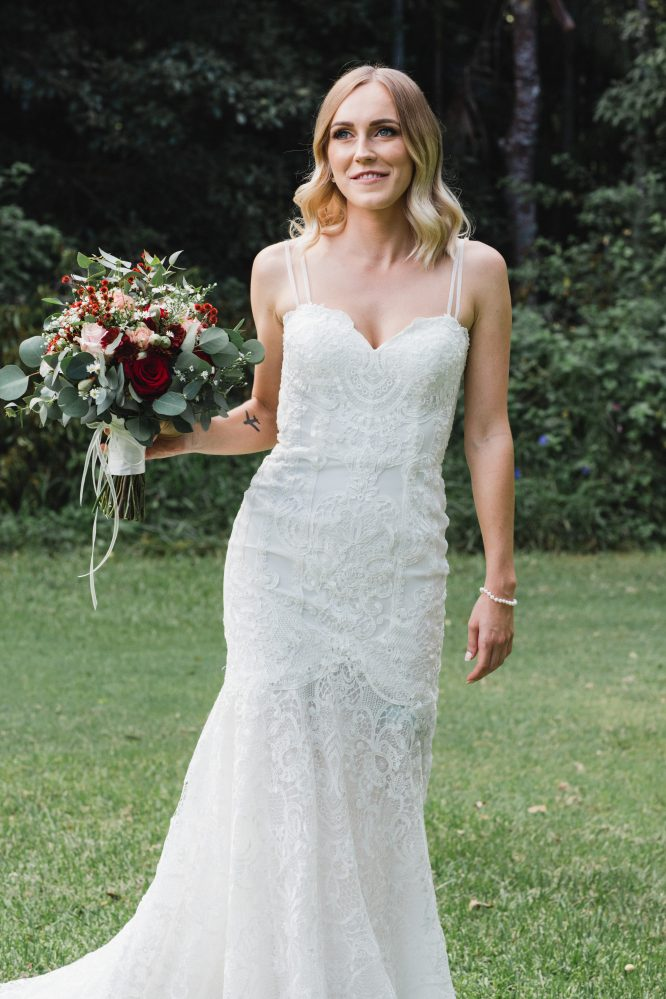made with love strapless wedding dress | sell my wedding dress