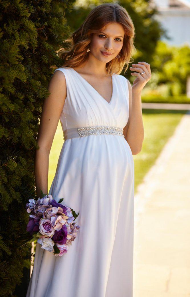 pre-loved maternity wedding dress brisbane