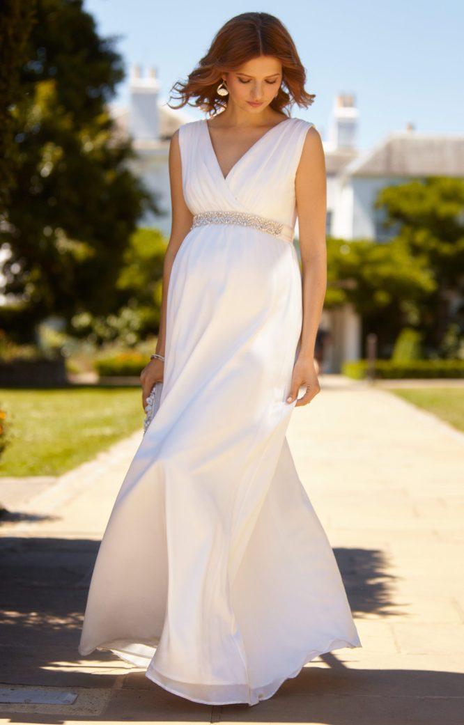 size 8 tiffany rose ava wedding dress | secondhand wedding dress