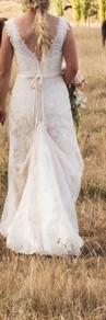 fara sposa wedding dress | secondhand wedding dress