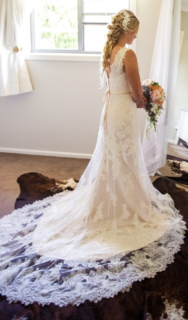 fay fara sposa wedding dress | pre-loved wedding dress