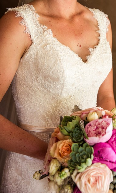 size 8 fara sposa wedding dress | sell my wedding dress