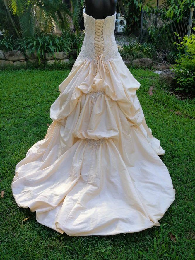 size 12 maggie sottero wedding dress | sell my wedding dress