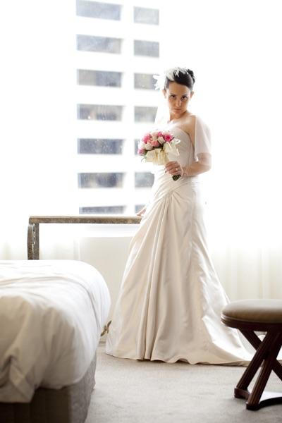 Tuscany wedding dress | pre-loved wedding dress