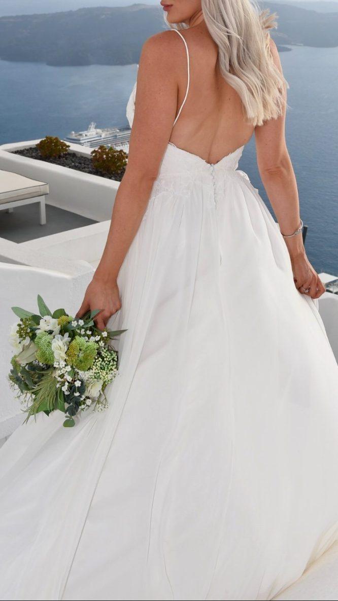 The ultimate bride aline wedding dress   secondhand wedding dress