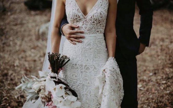 backless made with love sasha wedding dress | hire out my wedding dress